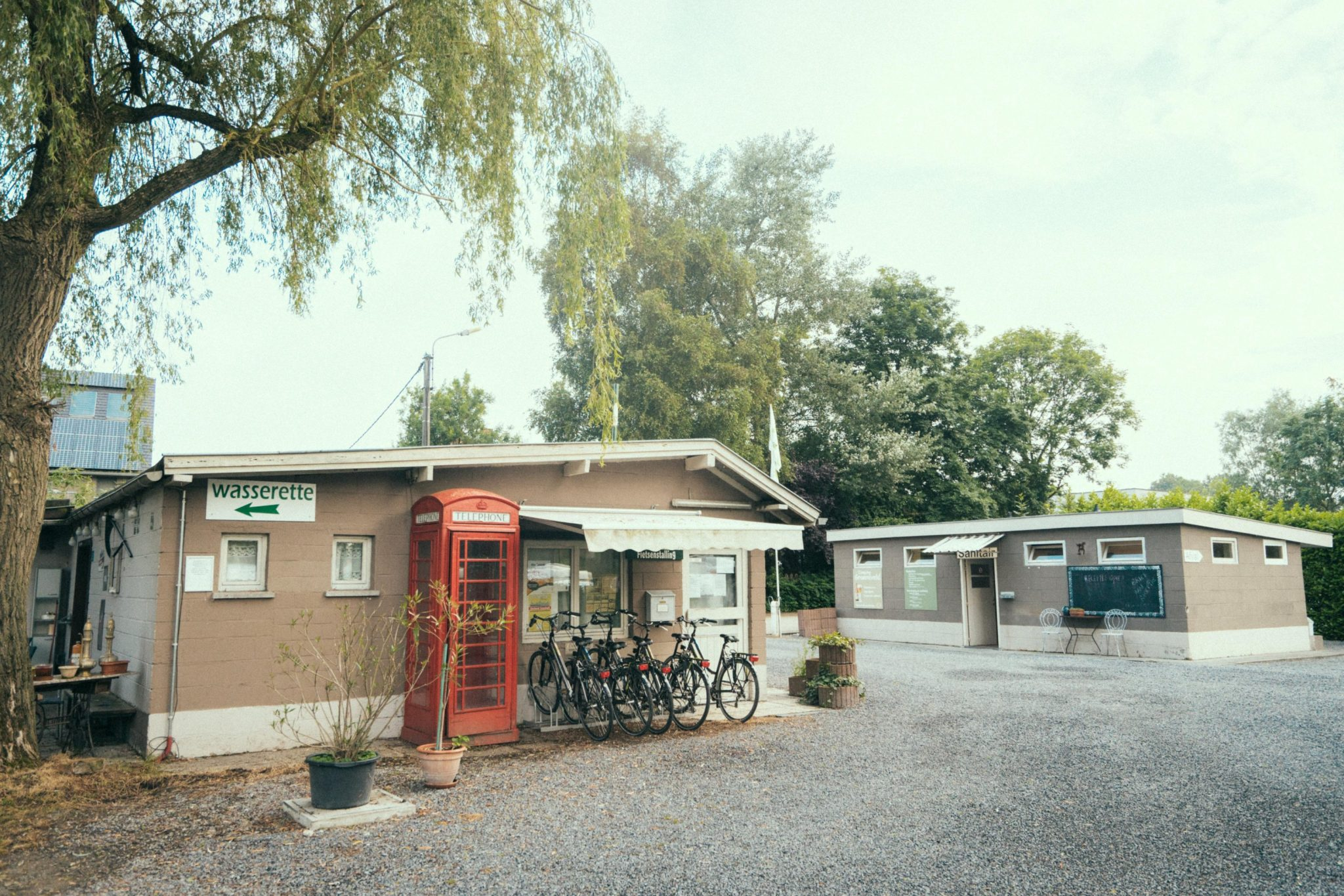 Camping Groeneveld - Bistro